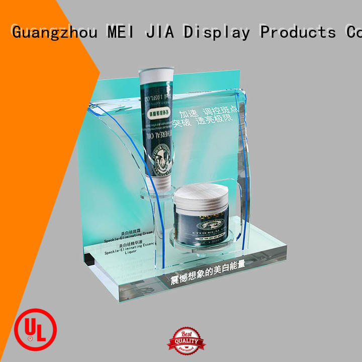 New makeup display stand try company for store