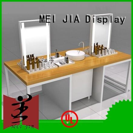 MEI JIA Display hook custom acrylic display great design for showroom