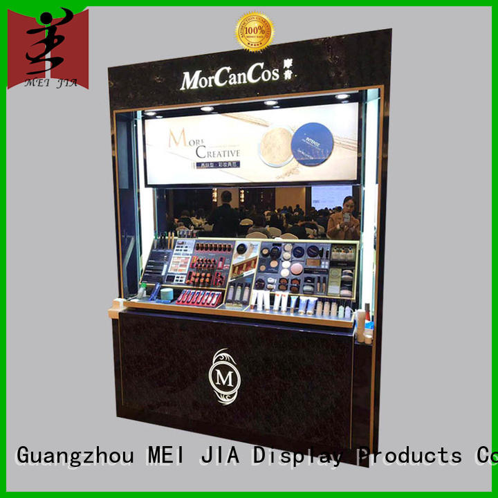 MEI JIA Display customized nail polish display stand suppliers great design for shop