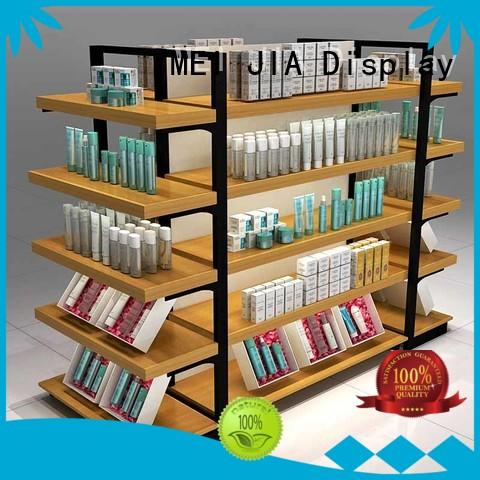 MEI JIA Display Top beauty display stands company for shoppe
