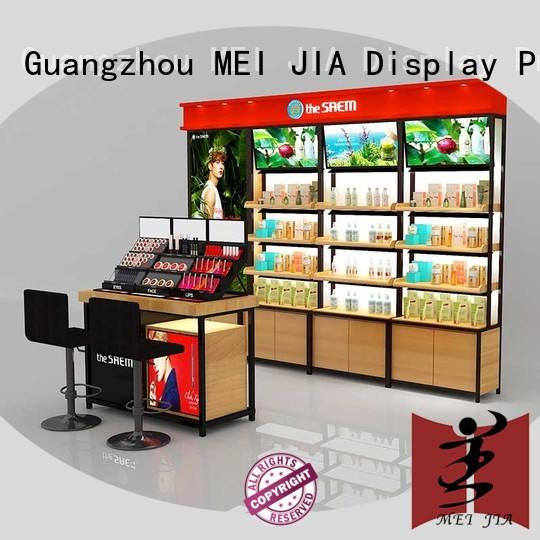 MEI JIA Display retail acrylic display stands manufacturer for shoppe