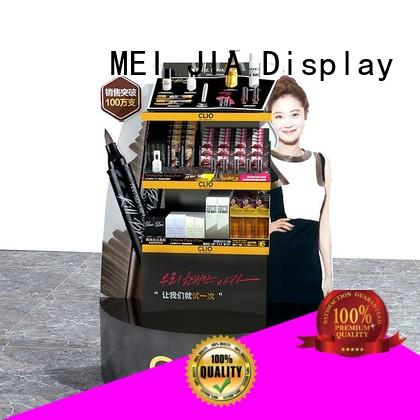 Custom cosmetic product display makeup factory for counter