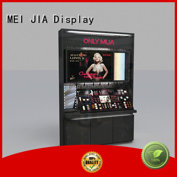 MEI JIA Display Best cosmetic showcase for business for counter