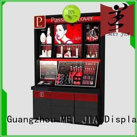 MEI JIA Display Latest acrylic makeup display suppliers for shoppe