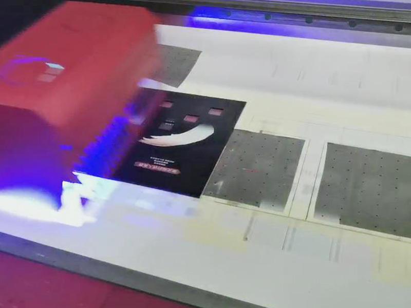 UV jet printing