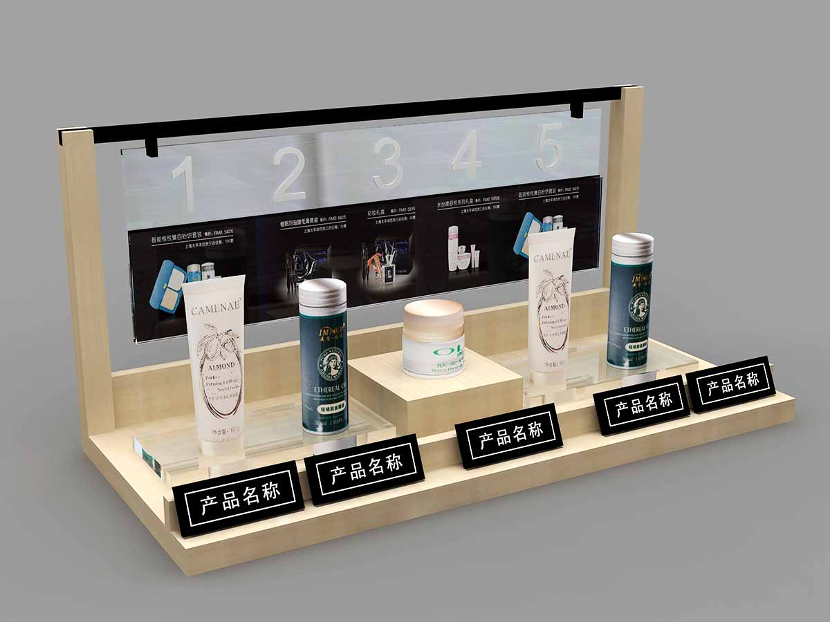 Top Artdeco brand table display for business for store-2