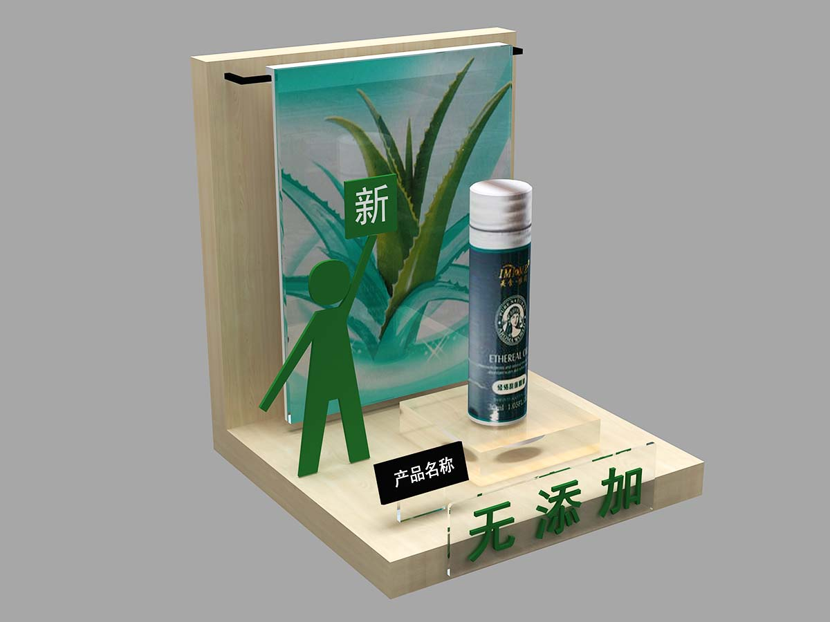 MEI JIA Display backside acrylic makeup holder suppliers for shoppe-3