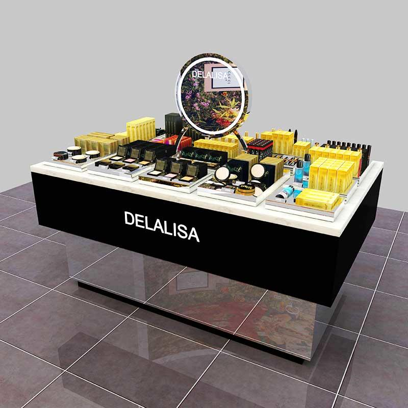 Retail Cosmetic Display Counter