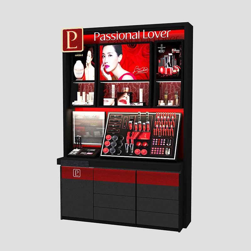 Cosmetic Beauty Display Stand