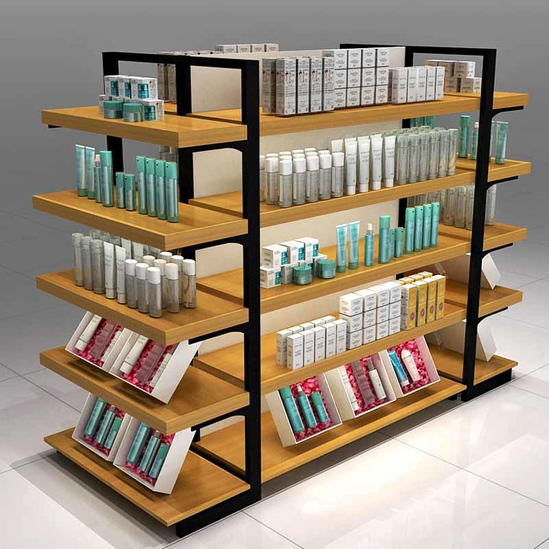 Beauty Display Shelf