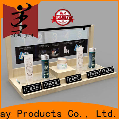 MEI JIA Display High-quality acrylic makeup display factory for showroom