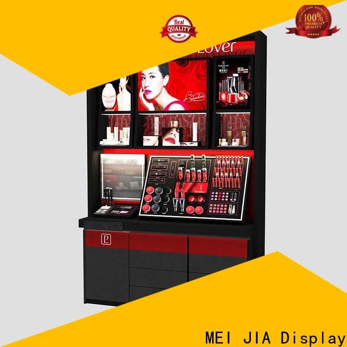 High-quality cosmetics acrylic display cabinet suppliers for store