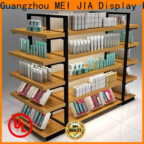 New makeup display stand table supply for shoppe