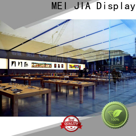 MEI JIA Display Wholesale mobile phone counter supply for counter