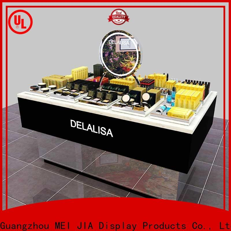MEI JIA Display High-quality makeup display stand suppliers for exclusive shop