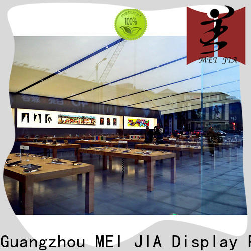 MEI JIA Display Top cell phone display case company for exclusive shop