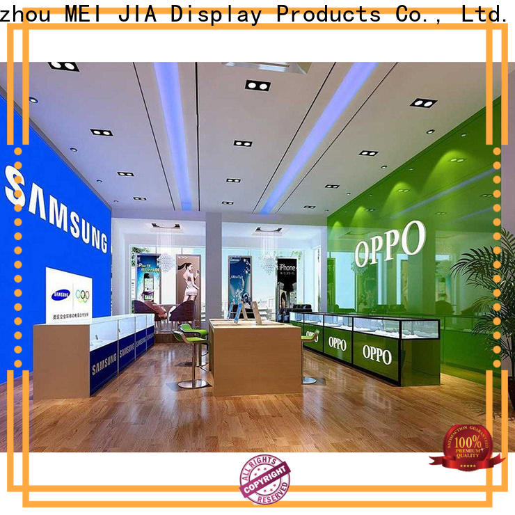 MEI JIA Display showcase mobile display counter manufacturers for counter