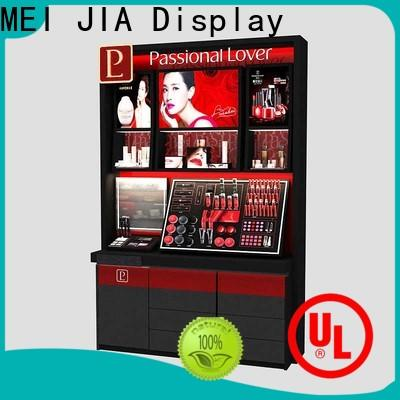 MEI JIA Display New cosmetic display cabinet factory for showroom