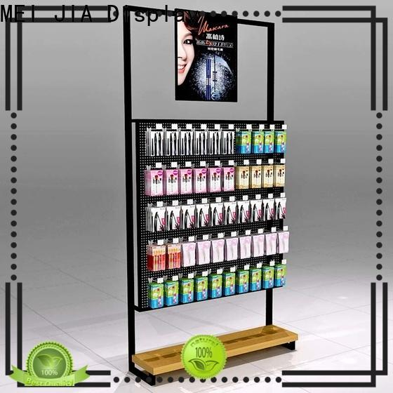 MEI JIA Display High-quality acrylic makeup display supply for exclusive shop