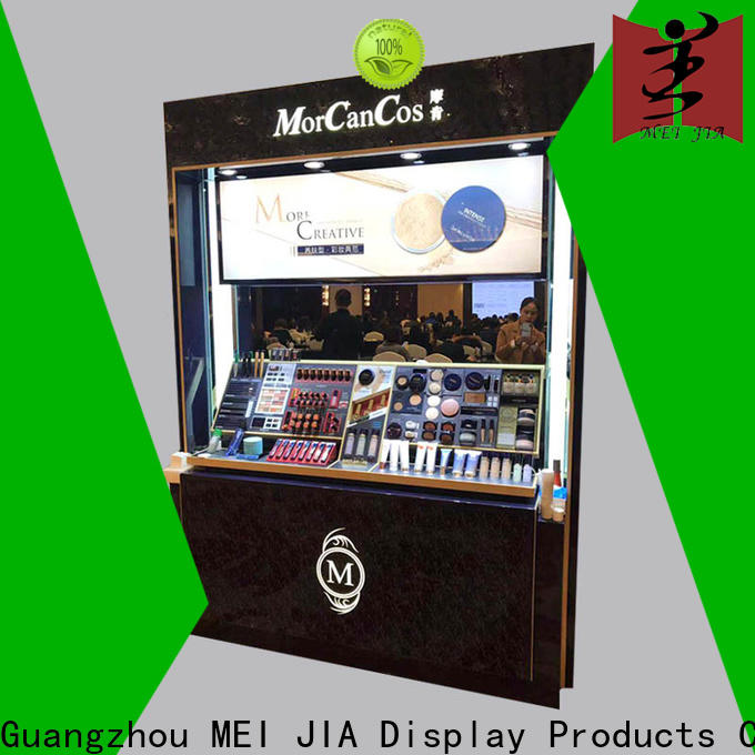 MEI JIA Display cabinet cosmetic display cabinet factory for store