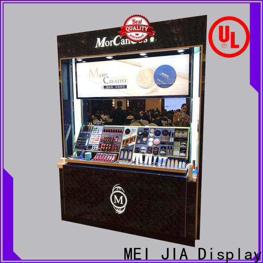 MEI JIA Display body makeup display stand company for shop