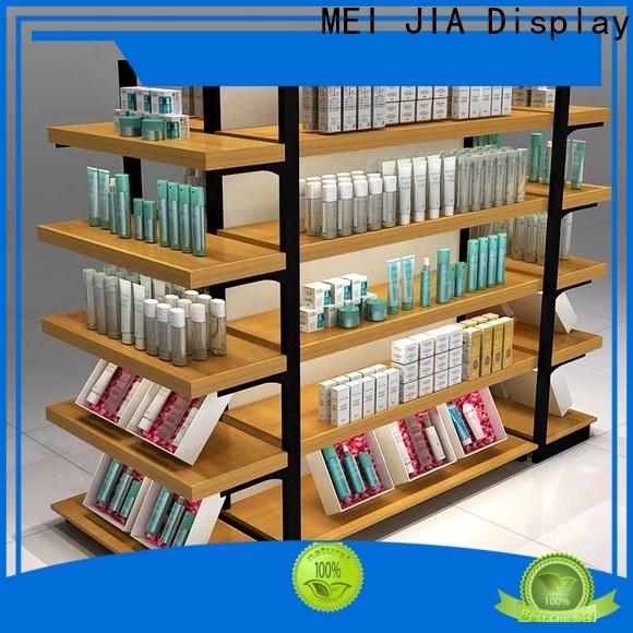 High-quality beauty display stands cosmetic suppliers for store