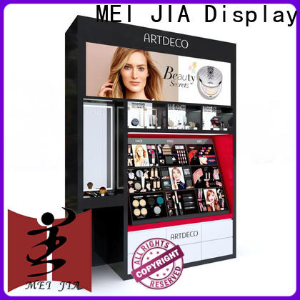 MEI JIA Display Top cosmetic display cabinet company for store