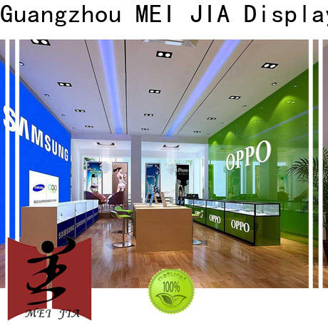MEI JIA Display phone cell phone display case supply for shop