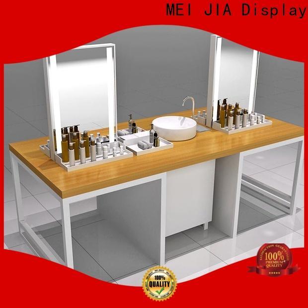 MEI JIA Display Custom acrylic makeup holder company for shoppe