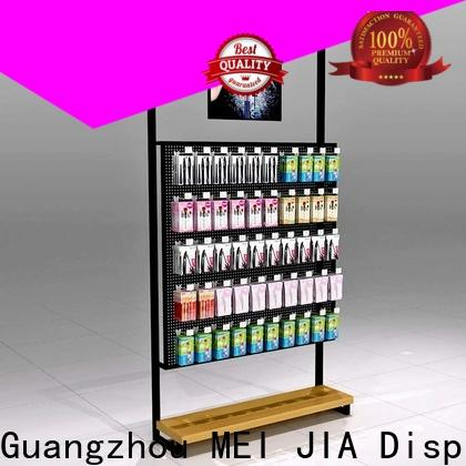 MEI JIA Display High-quality retail makeup display stand supply for store