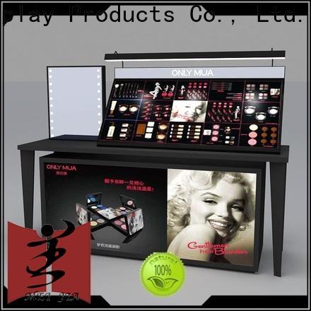 MEI JIA Display Custom acrylic makeup display factory for exclusive shop
