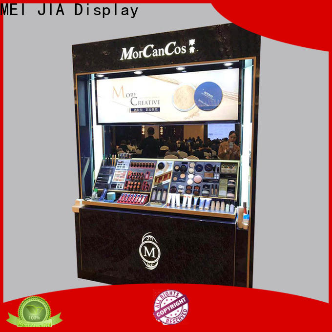 MEI JIA Display stand acrylic makeup display for business for counter