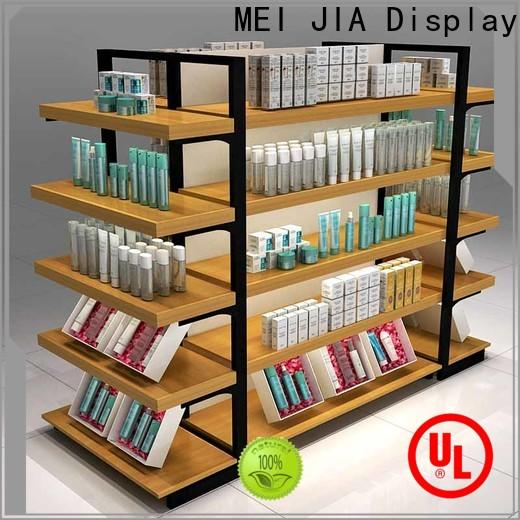MEI JIA Display shelf makeup display stand company for counter