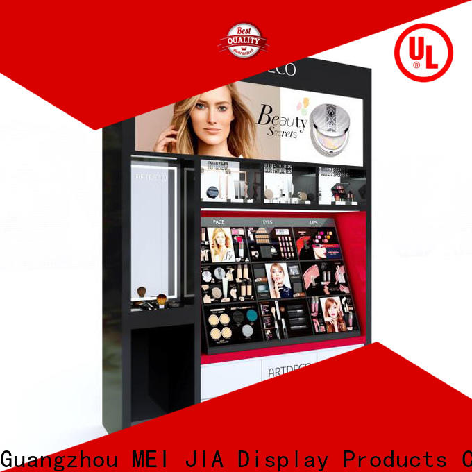 Best makeup retail display counter manufacturers for shop