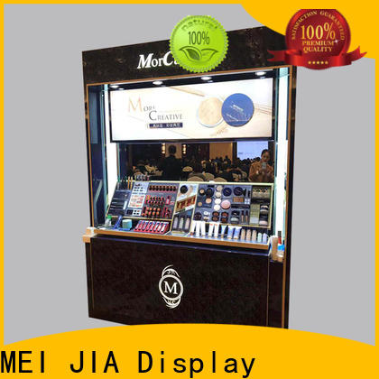 MEI JIA Display cabinet cosmetic showcase for business for showroom