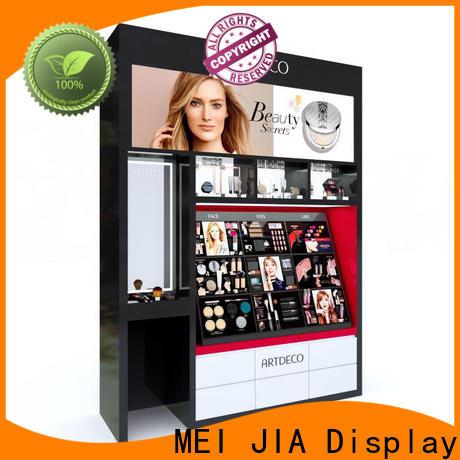 MEI JIA Display makeup acrylic makeup display factory for counter