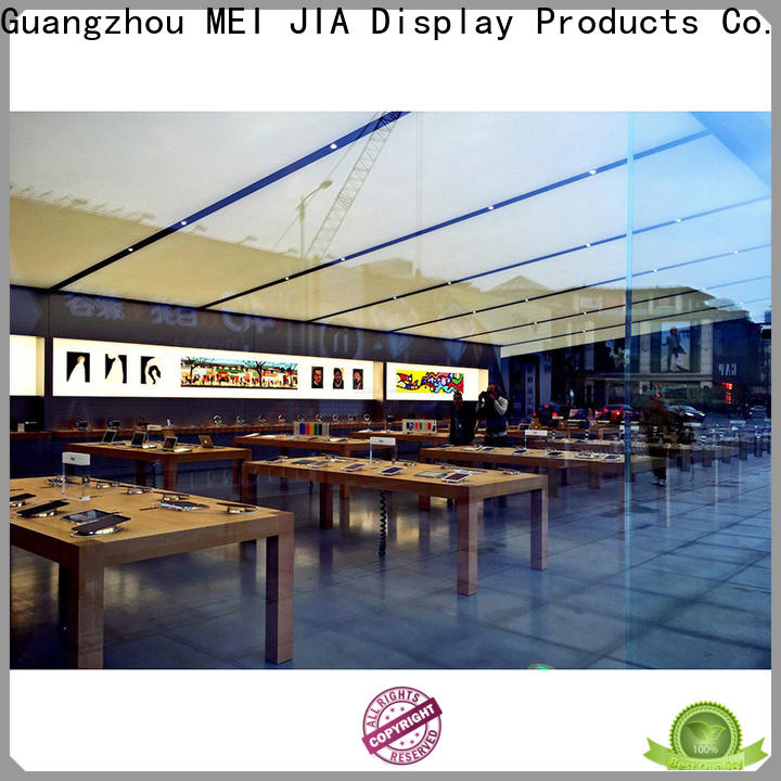 MEI JIA Display Latest mobile phone counter for business for exclusive shop