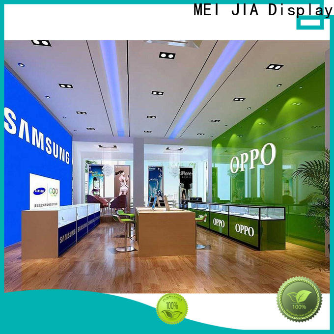 New mobile display counter cellphone suppliers for showroom