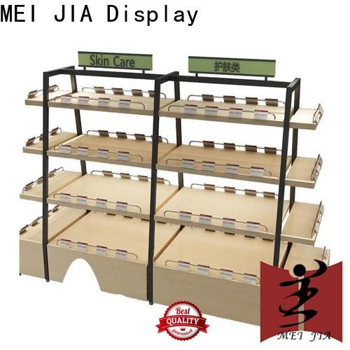 MEI JIA Display Wholesale retail display shelve factory for retail shop