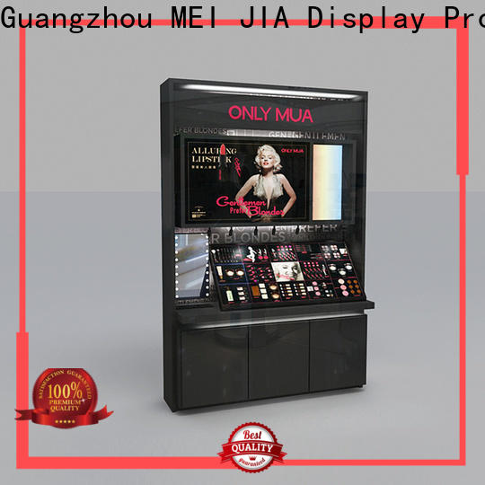 MEI JIA Display New cosmetic product display supply for store