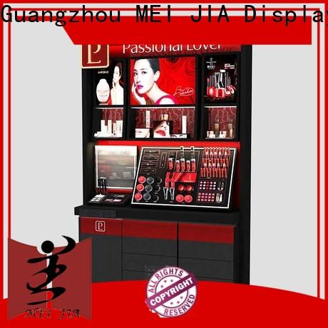 MEI JIA Display cosmetic acrylic makeup display for business for showroom