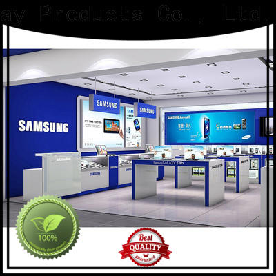 MEI JIA Display phone mobile phone counter factory for shop