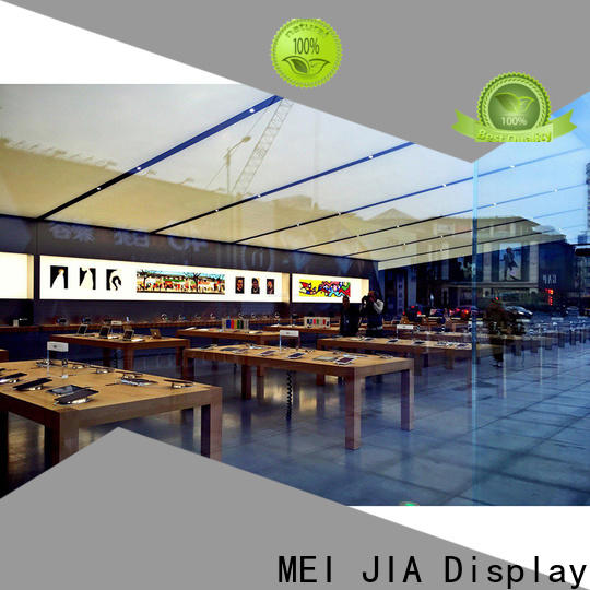 MEI JIA Display phone mobile display counter suppliers for shoppe