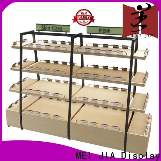 MEI JIA Display product display shelf manufacturers for retail shop