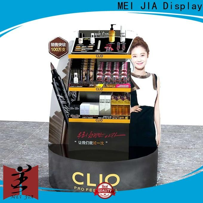 Latest cosmetic display cabinet counter company for shoppe