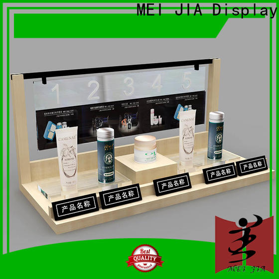 High-quality cosmetic display cabinet cosmetics for business for shop
