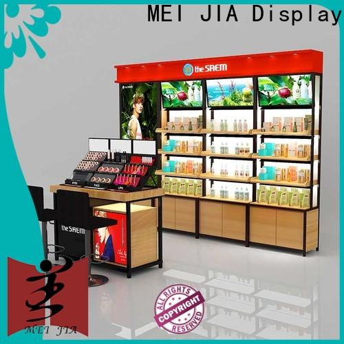 MEI JIA Display hook acrylic cosmetic display stand manufacturers for shoppe