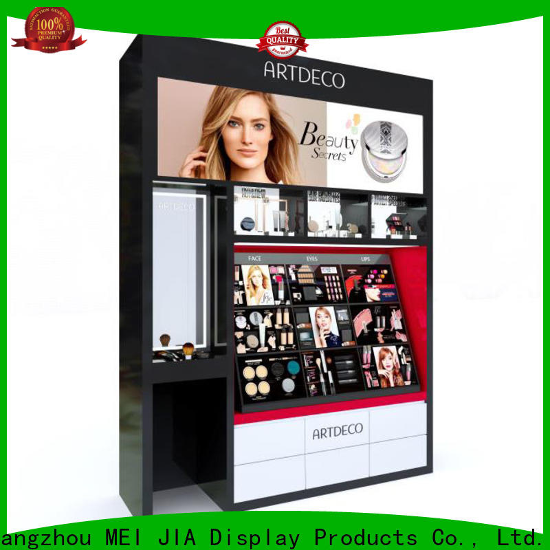 MEI JIA Display shelf makeup display stand for business for exclusive shop
