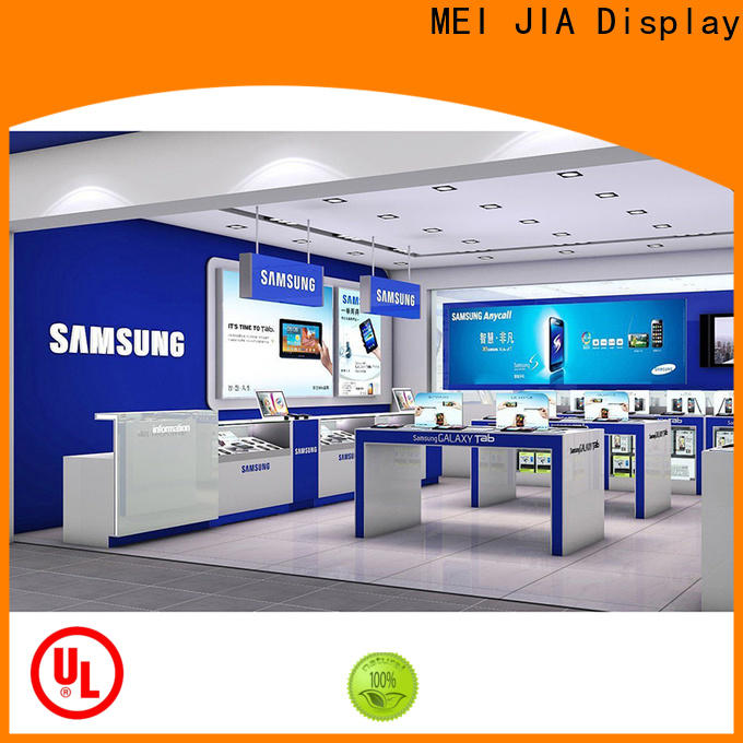 MEI JIA Display shop cell phone display case supply for store