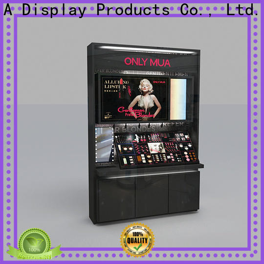 New acrylic cosmetic display stand beauty suppliers for counter